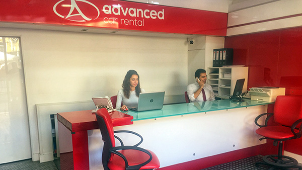 Advanced Car Rental Downtown Branch
